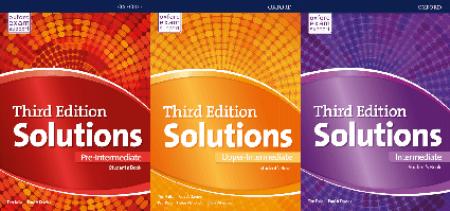 نمونه سوالات ویرایش سوم استاندارد Solutions