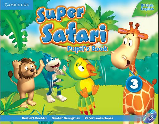 super safari 3 student book