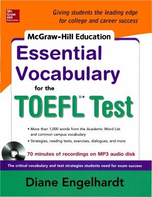 دانلود کتاب Essential Vocabulary for the TOEFL Test