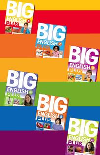 دانلود کتابهای زبان آموز Big English Plus Student Books