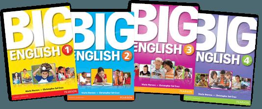 دانلود کتابهای زبان آموز و کار Big English Pupil's Books