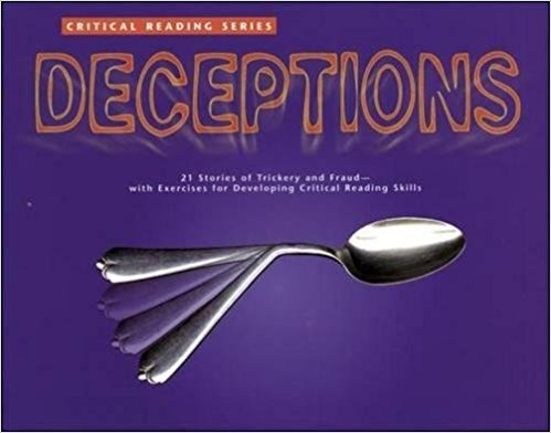 deceptions criticla reading series