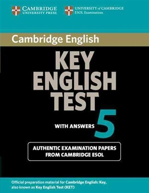 key english test 5