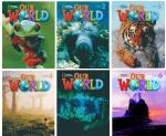 دانلود کتابها و آزمونهای Our World