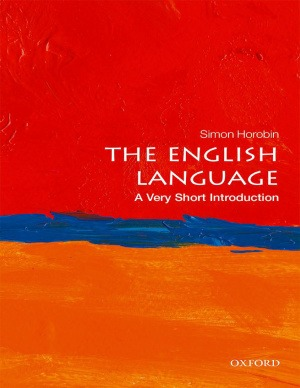 دانلود رایگان کتاب The English Language: A Very Short Introduction