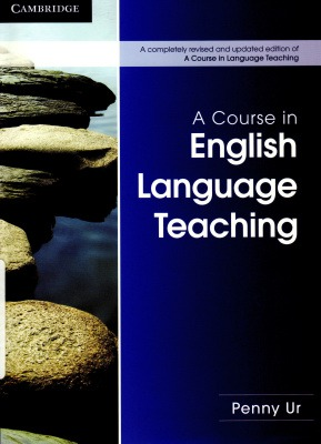 دانلود رایگان کتاب A Course in English Language Teaching