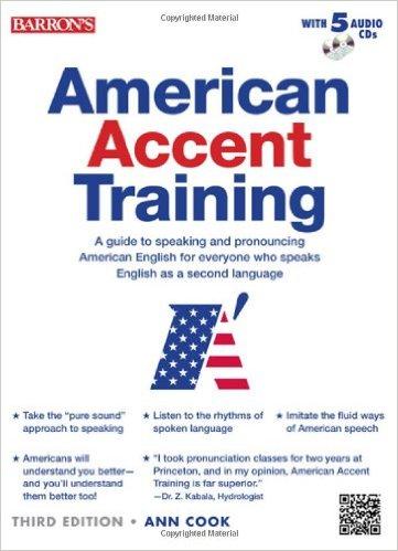 دانلود ویرایش سوم کتاب و فایل صوتی American Accent Training