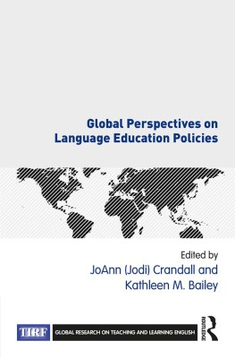 Global Perspectives on Language Education Policies