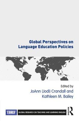 دانلود رایگان کتاب Global Perspectives on Language Education Policies
