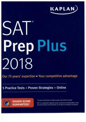 دانلود کتاب SAT Prep Plus 2018