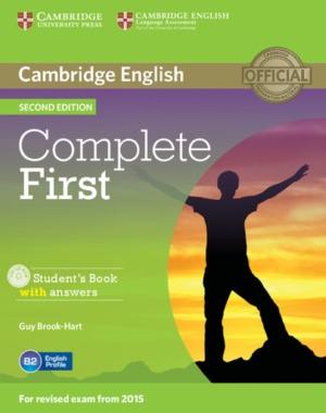 دانلود ویرایش دوم کتابهای Complete First