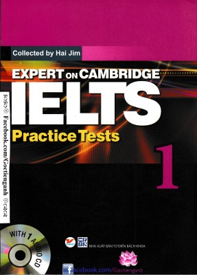 Expert on Cambridge IELTS Practice Tests 1