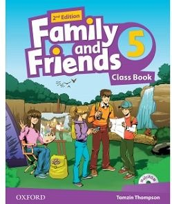 family and friends 5 second edition