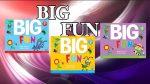 دانلود کتابهای دانش آموز و کار Big Fun