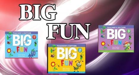 دانلود کتابهای استاد بیگ فان Big Fun