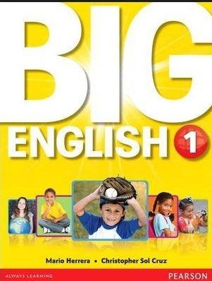 دانلود نمونه سوال بیگ انگلیش Big English 1