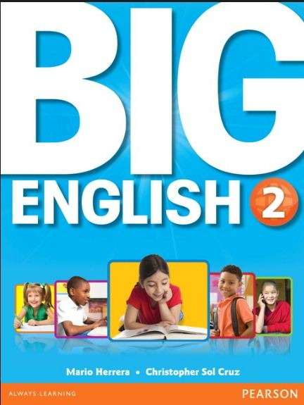 دانلود تایم گاید Big English 2 Time Guide