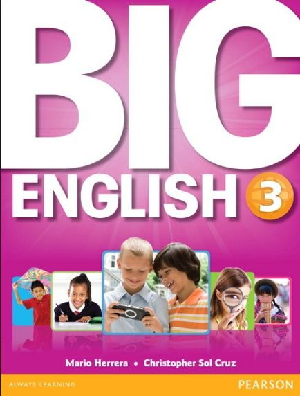 نمونه سوال بیگ انگلیش Big English 3