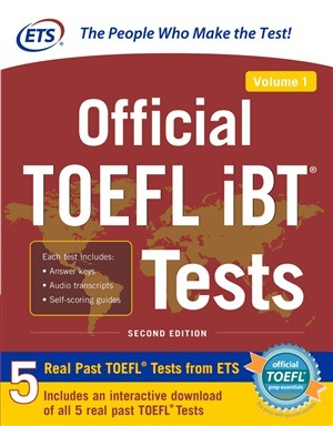 official Toefl IBT test