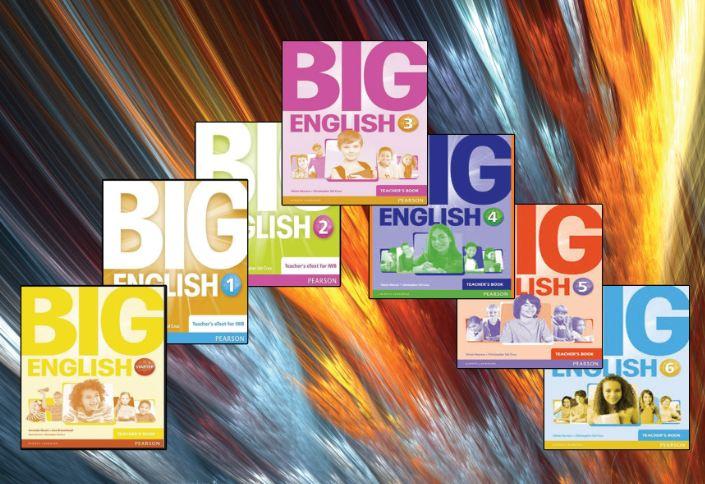 دانلود کتاب استاد و جواب کتاب کار Big English