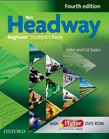 نمونه سوال ویرایش چهارم  New Headway Beginner
