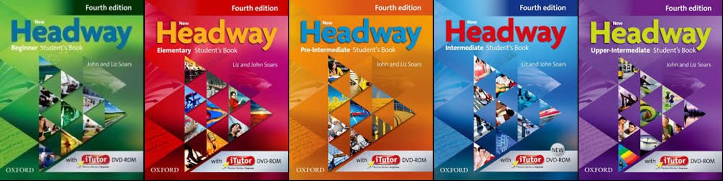 دانلود کتابهای استاد New Headway British Fourth Edition