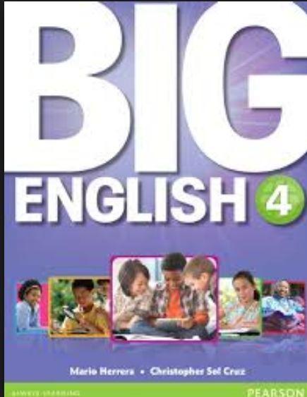 نمونه سوال بیگ انگلیش Big English 4