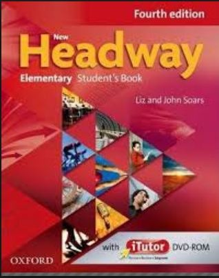 نمونه سوال ویرایش چهارم  New Headway Elementary