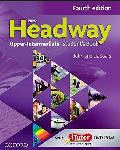 نمونه سوال ویرایش چهارم  New Headway Upper intermediate