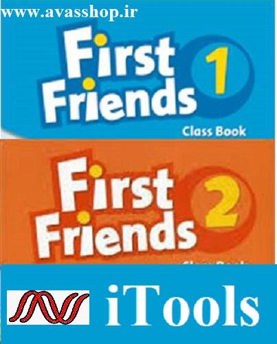 دانلود نرم افزار First Friends iTools