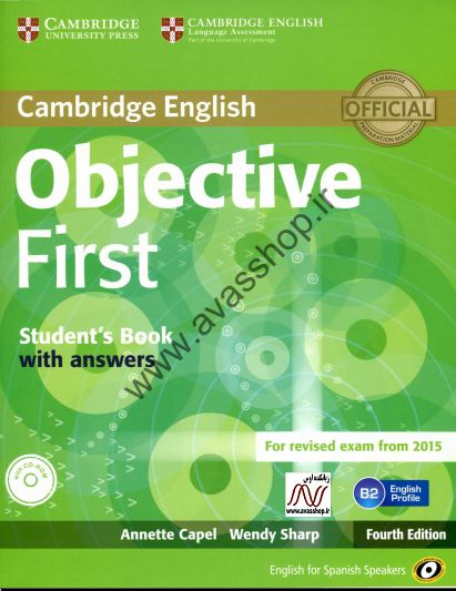 دانلود کتاب Objective First Fourth Edition