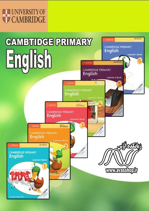 دانلود کتابهای Cambridge Primary English