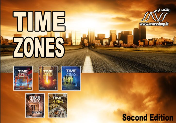 Time zones book