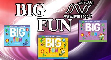 دانلود نرم افزار Big Fun Active Teach