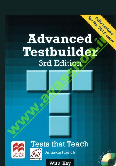 دانلود کتاب Advanced TestBuilder Third Edition