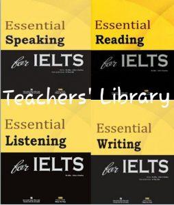 دانلود رایگان کتابهای Essential for IELTS