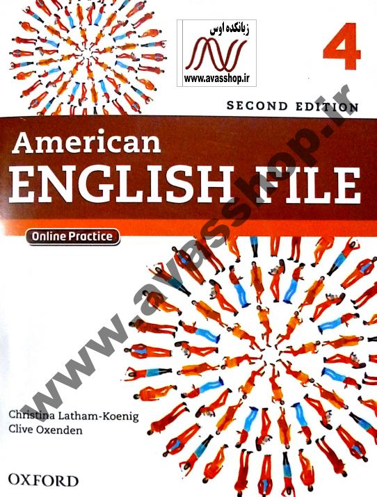 دانلود سری جدید نمونه سوالات ویرایش دوم American English File 4