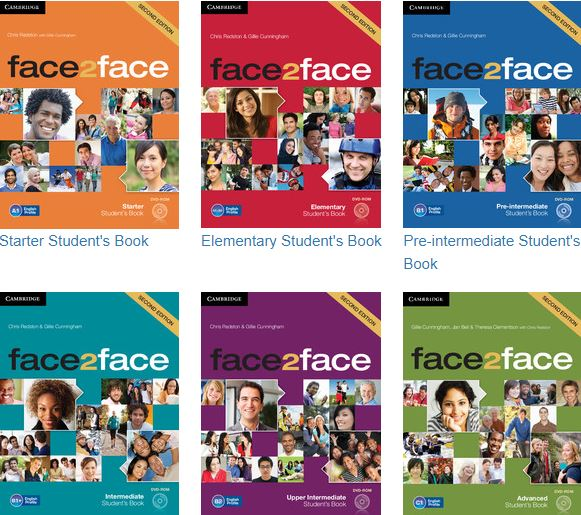 face2face first edition