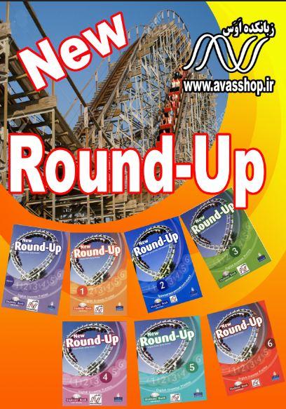 دانلود کتابهای New Round Up