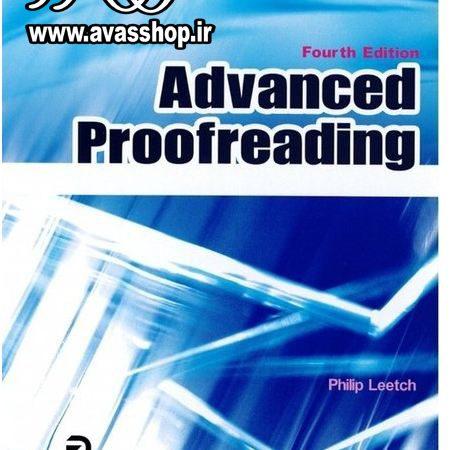 دانلود ویرایش چهارم  کتاب Advanced Proofreading