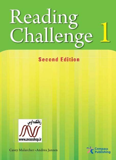 Reading Challenge 1