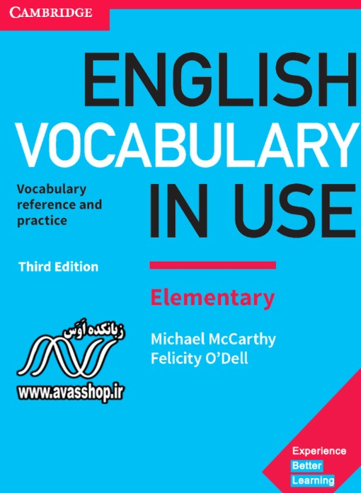 English vocabulary in use Elamantry