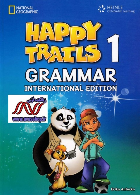 Happy Trails Grammar 1