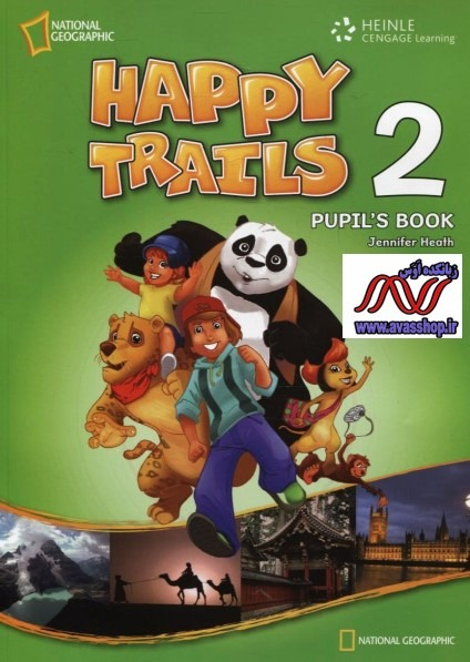 Happy Trails Grammar 2
