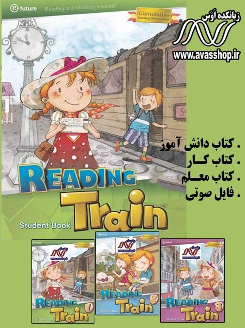 کتابهای Reading Train