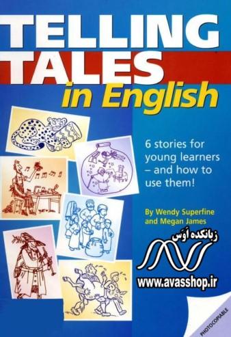 کتاب  Telling Talls in English