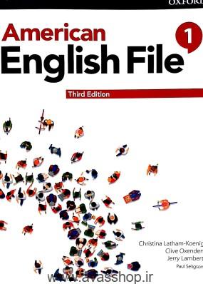 American_File_1_Student_3rd_avasshop