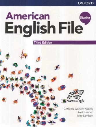 American_file_starter_Student Book
