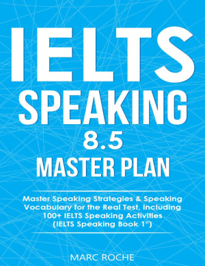 دانلود کتاب IELTS Speaking 8.5 Master Plan