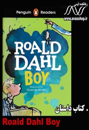دانلود کتاب داستان Dahl Roald Boy